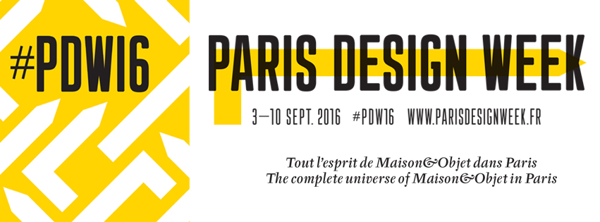 Paris Deisgn Week 2016