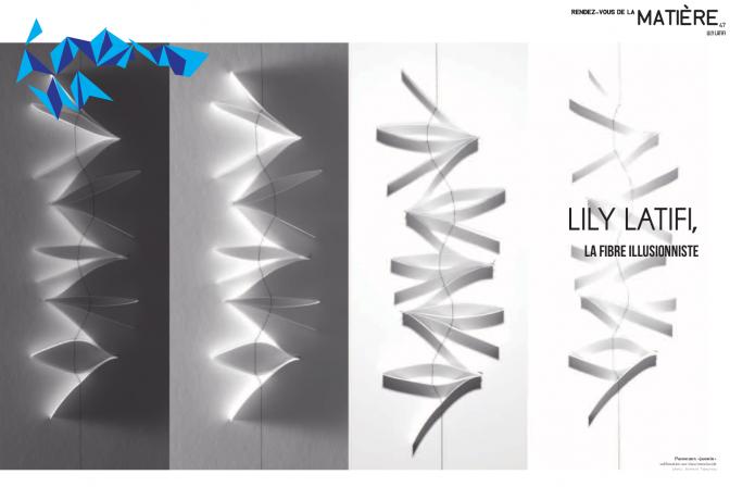 Archistorm 2013 - Lily Latifi - La fibre illusionniste