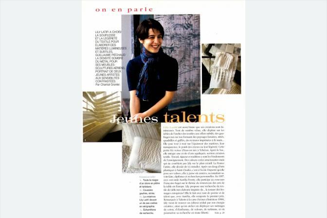 Madame Figaro Maison - Printemps 1999