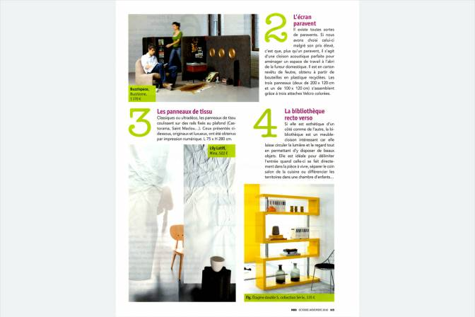 Maison Bricolage Décoration Octobre / Novembre 2010