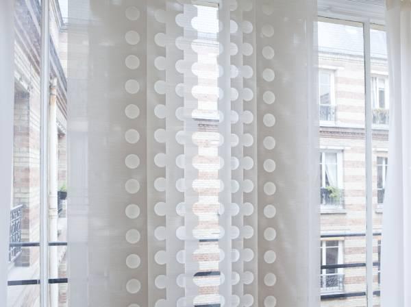 Habillage de fenêtres pour un appartement privé-2