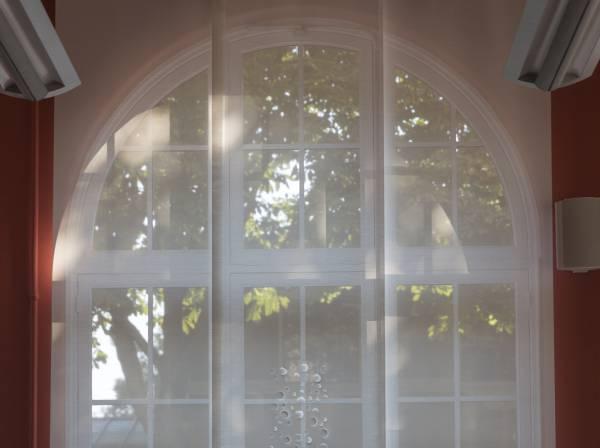 Protection solaire pour une salle de conseil-4