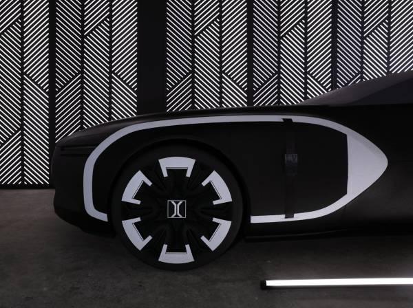 Coupé Corbusier . Renault 2015 -2