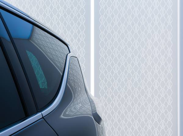 4 - Space dividers for the brand Initiale Paris of the Renault group