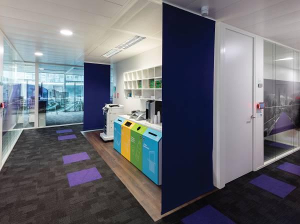 1 - Séparation d'espaces de travail pour Accenture