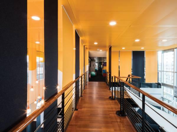 7 - Séparation d'espaces de travail pour Accenture