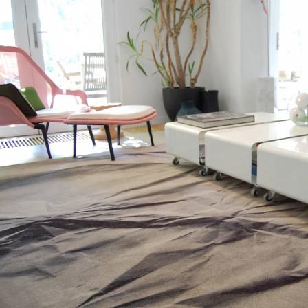 mina carpet in trendy apartment-1