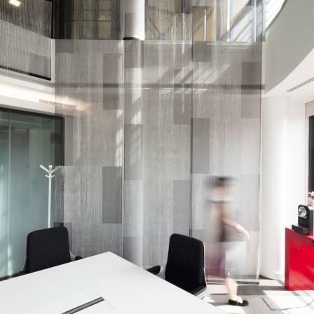 Séparation d'espace / salle de réunion