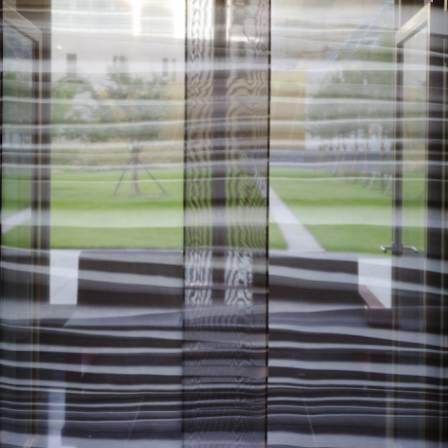 Windows treatement / French Embassy in Beijing