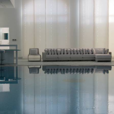 Windows treatment / Swimming pool