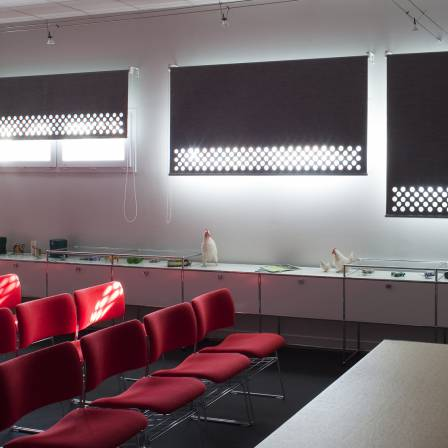 Blinds / Classe room
