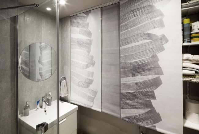 """panneaux japonais en écran solaire collection """"trompe l'oeil"""""""