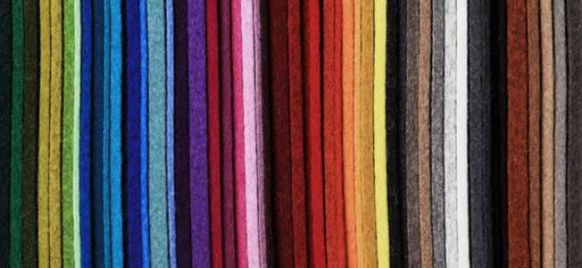 range of 50 colours