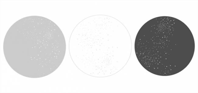 exemples de compositions pour nappes rondes