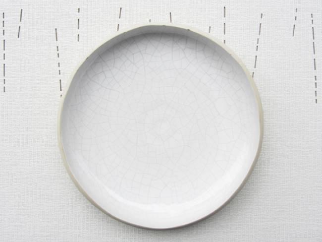 """set de table blanc design """"mikado"""""""