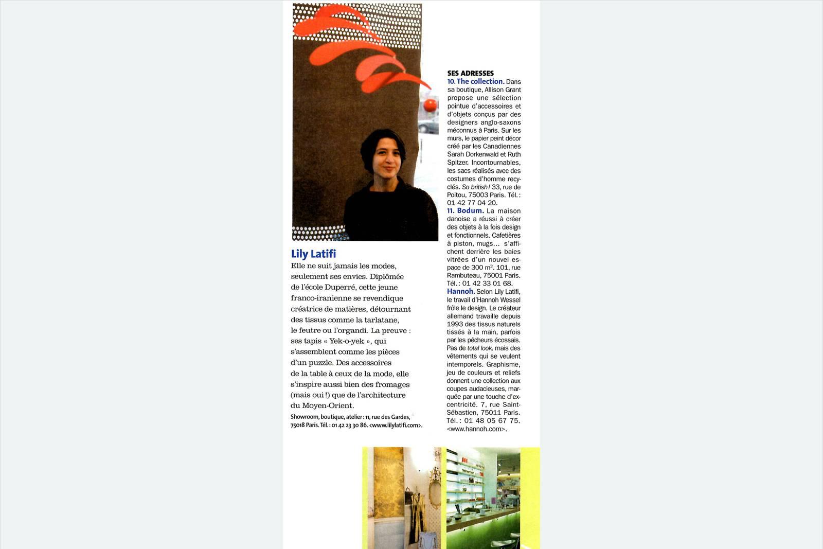 Maison Magazine Printemps 2005