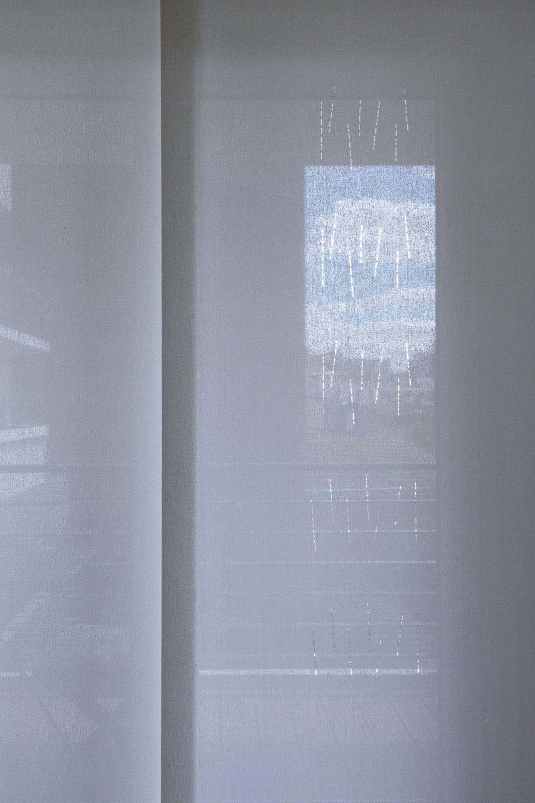 """Panneaux japonais écran solaire """"Mikado"""" - exemple de réalisation 1"""