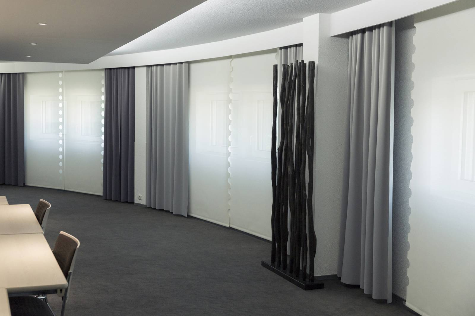 """Panneaux japonais écran solaire """"Le Cahier"""" - exemple de réalisation 10"""