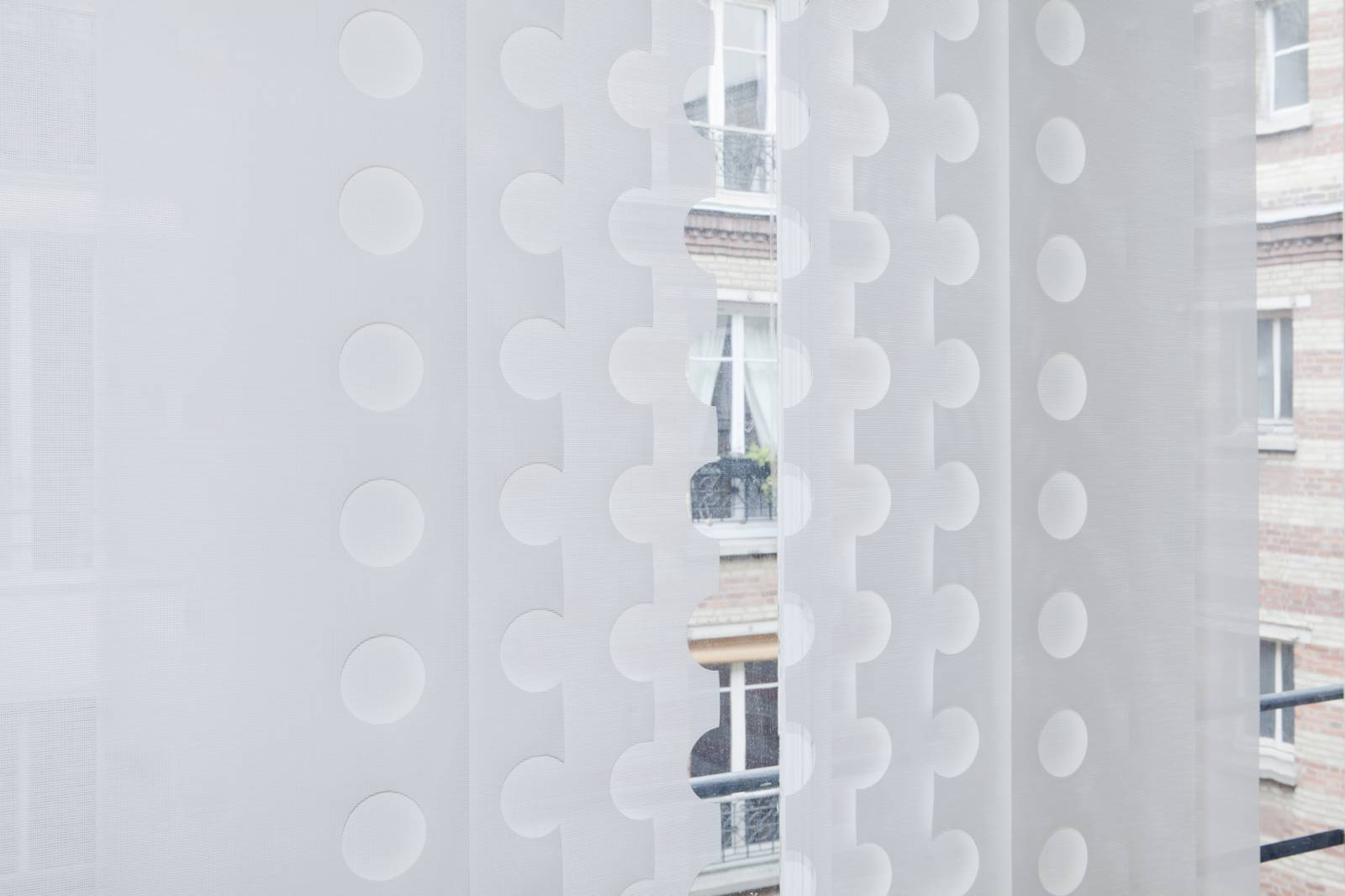 """Panneaux japonais écran solaire """"Le Cahier"""" - exemple de réalisation 3"""
