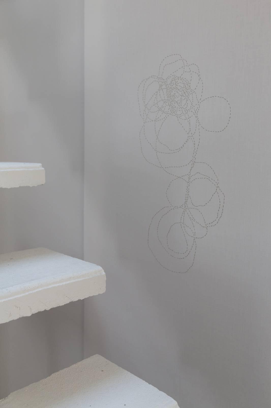 """Panneaux japonais translucides """"Chemin infini"""" - exemple de réalisation 8"""