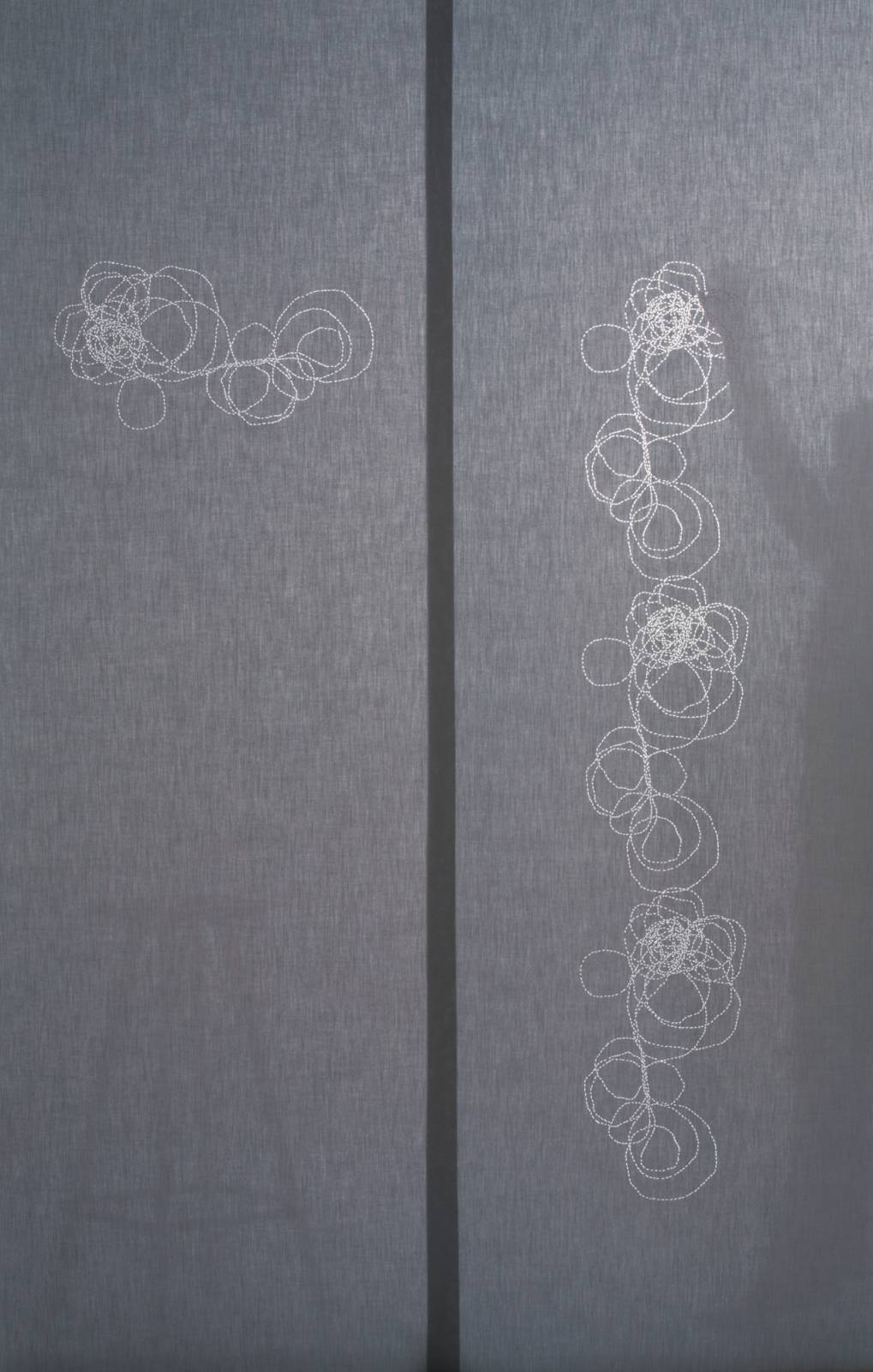 """Panneaux japonais translucides """"Chemin infini"""""""