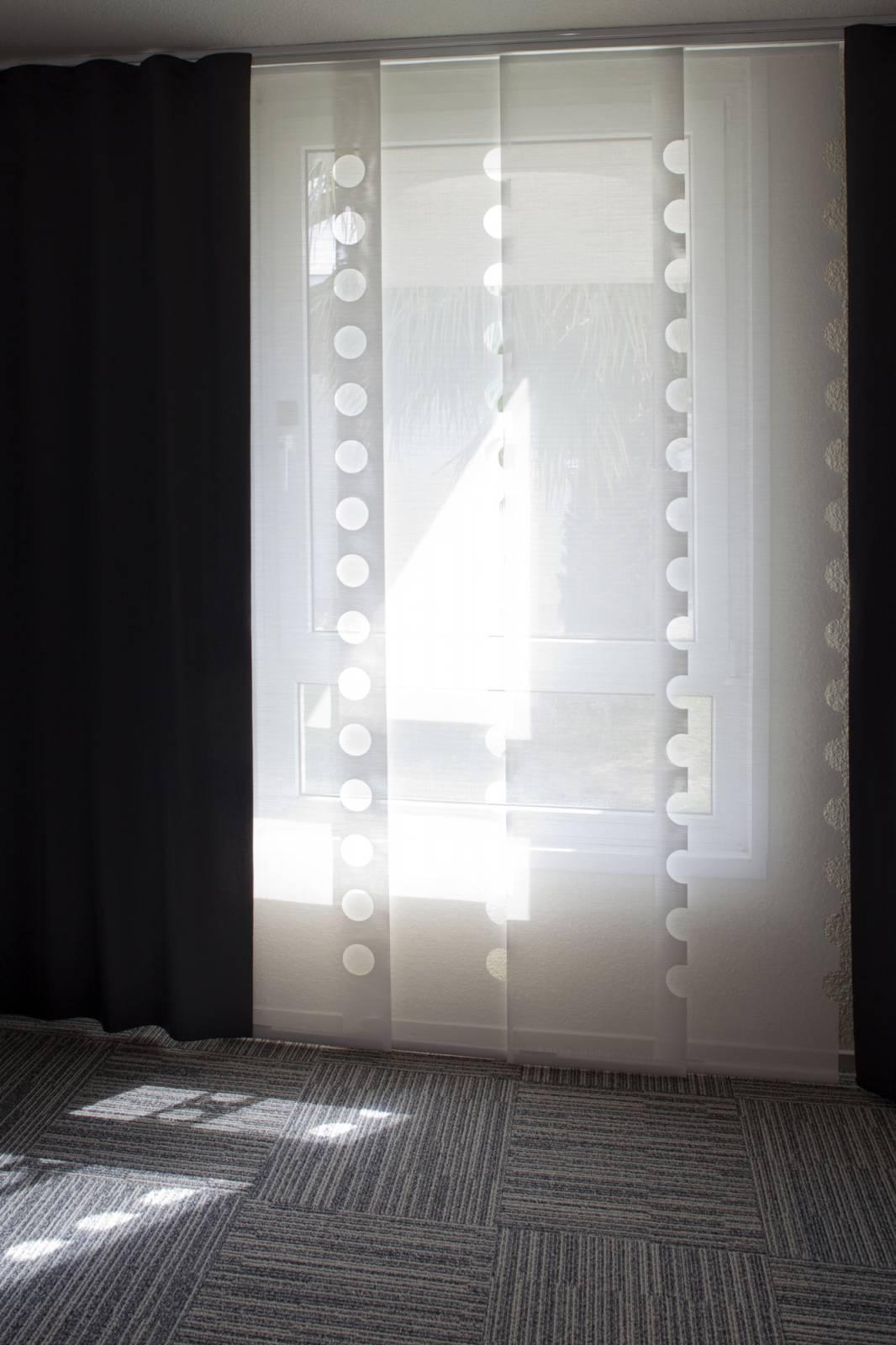 """Panneaux japonais écran solaire """"Le cahier"""""""
