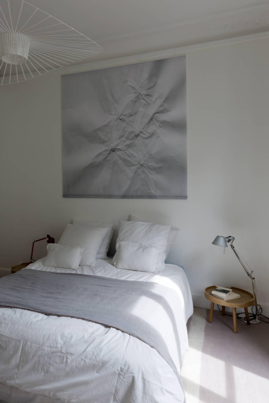 """Panneaux japonais trompe l'oeil """"Mina"""" - exemple de réalisation 2"""