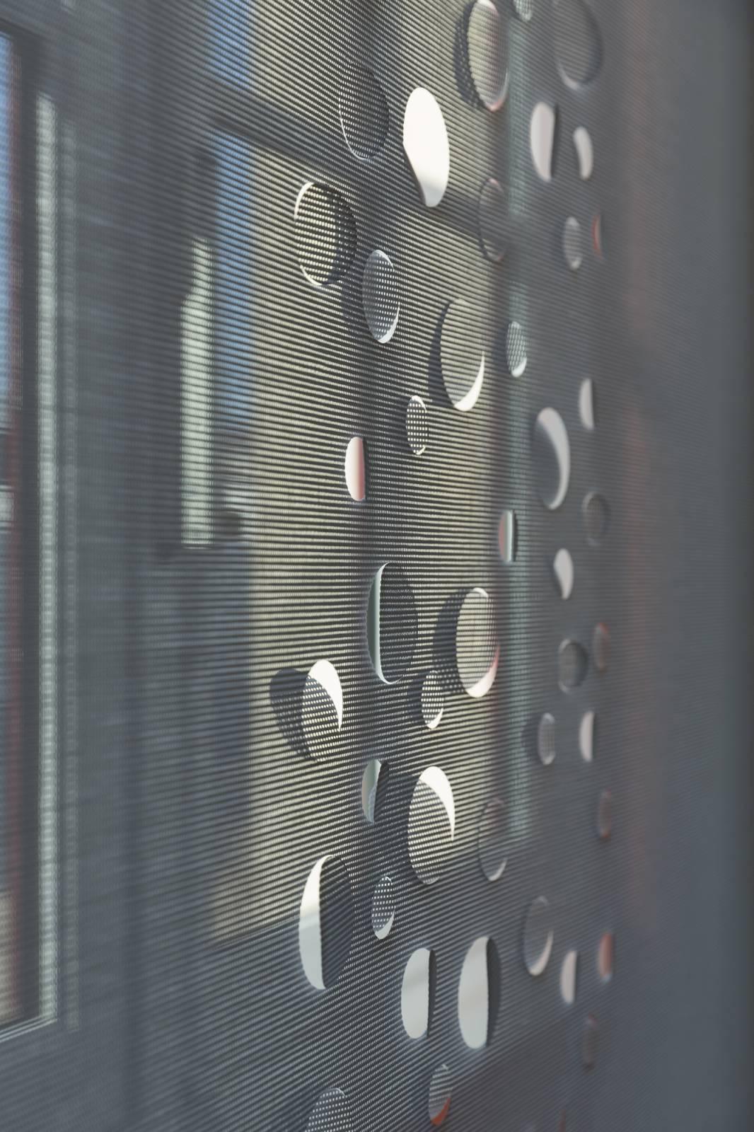 """Panneaux japonais écran solaire """"Air"""" - exemple de réalisation 10"""
