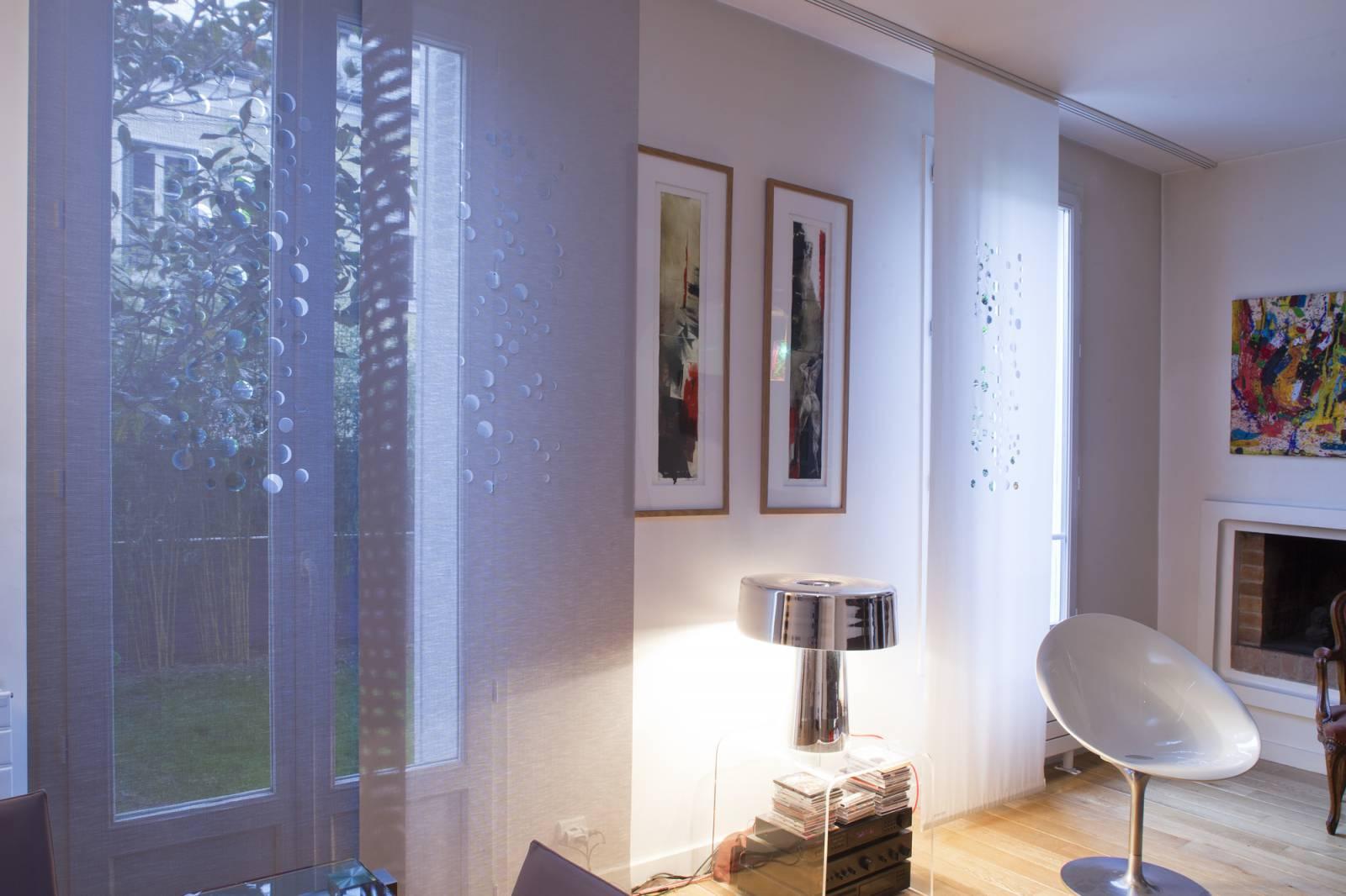 """Panneaux japonais écran solaire """"Air"""" - exemple de réalisation 12"""