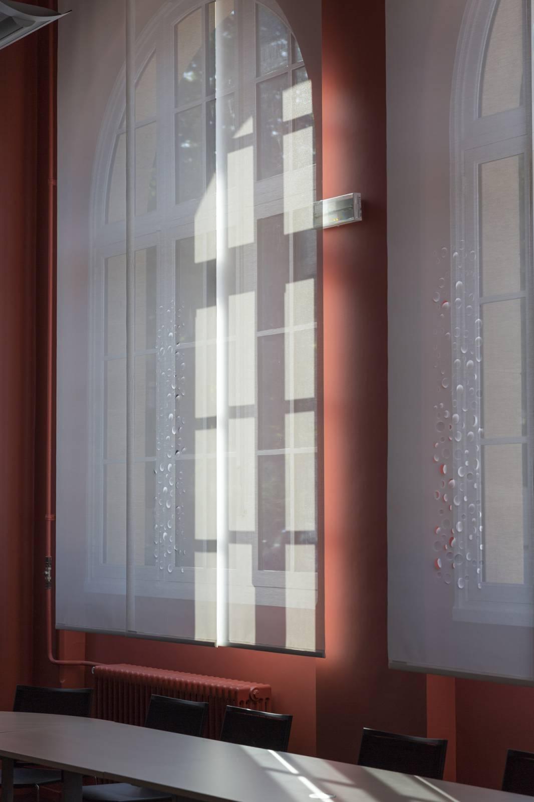 """Panneaux japonais écran solaire """"Air"""" - exemple de réalisation 5"""
