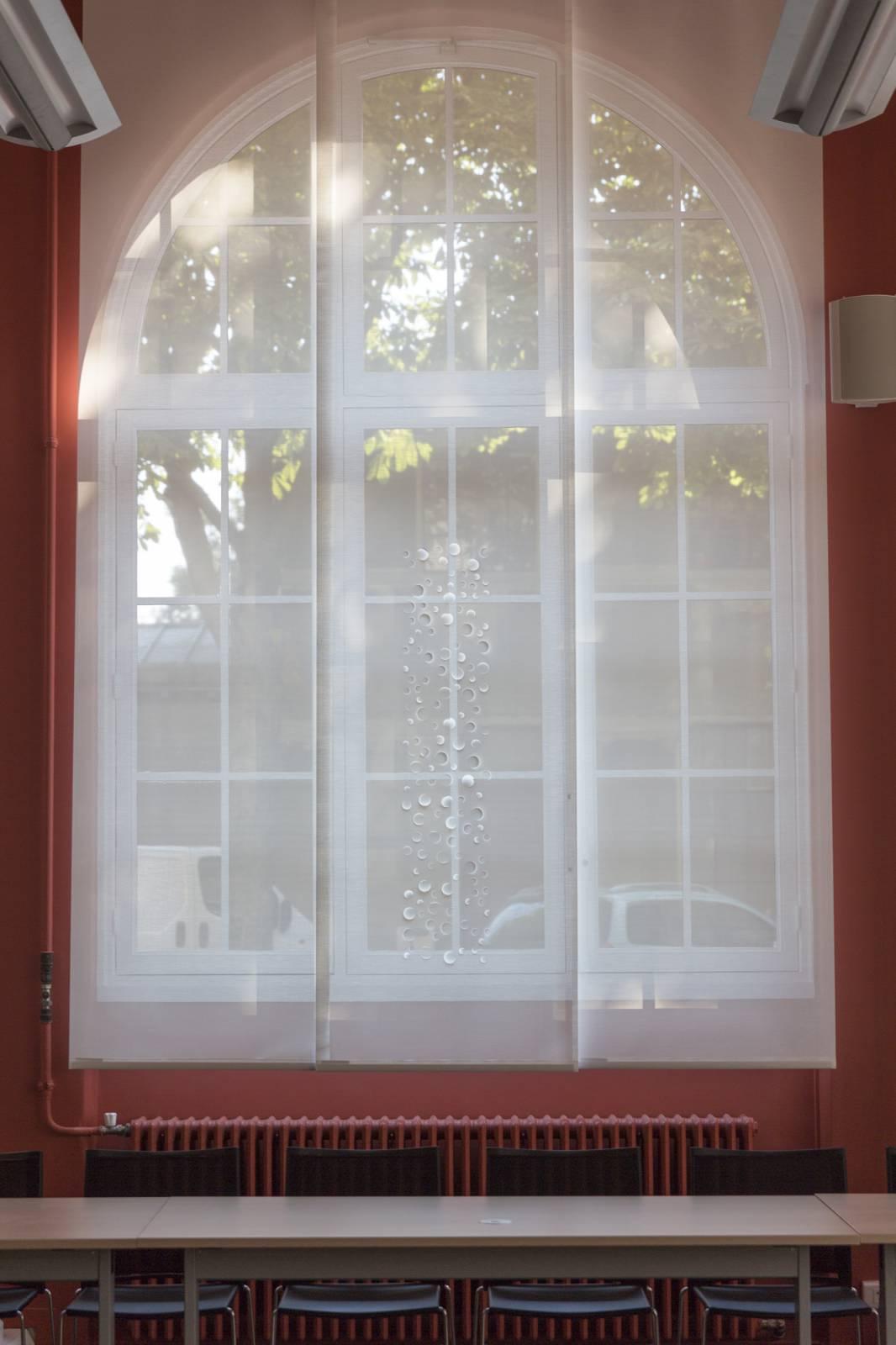 """Panneaux japonais écran solaire """"Air"""" - exemple de réalisation 6"""
