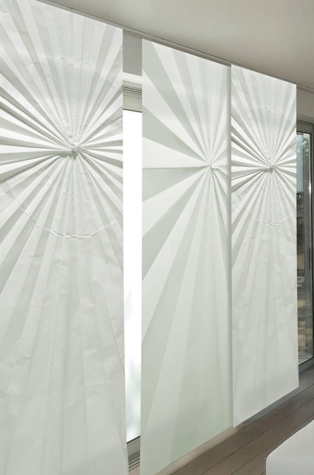 sun trompe l 39 oeil sliding panel. Black Bedroom Furniture Sets. Home Design Ideas