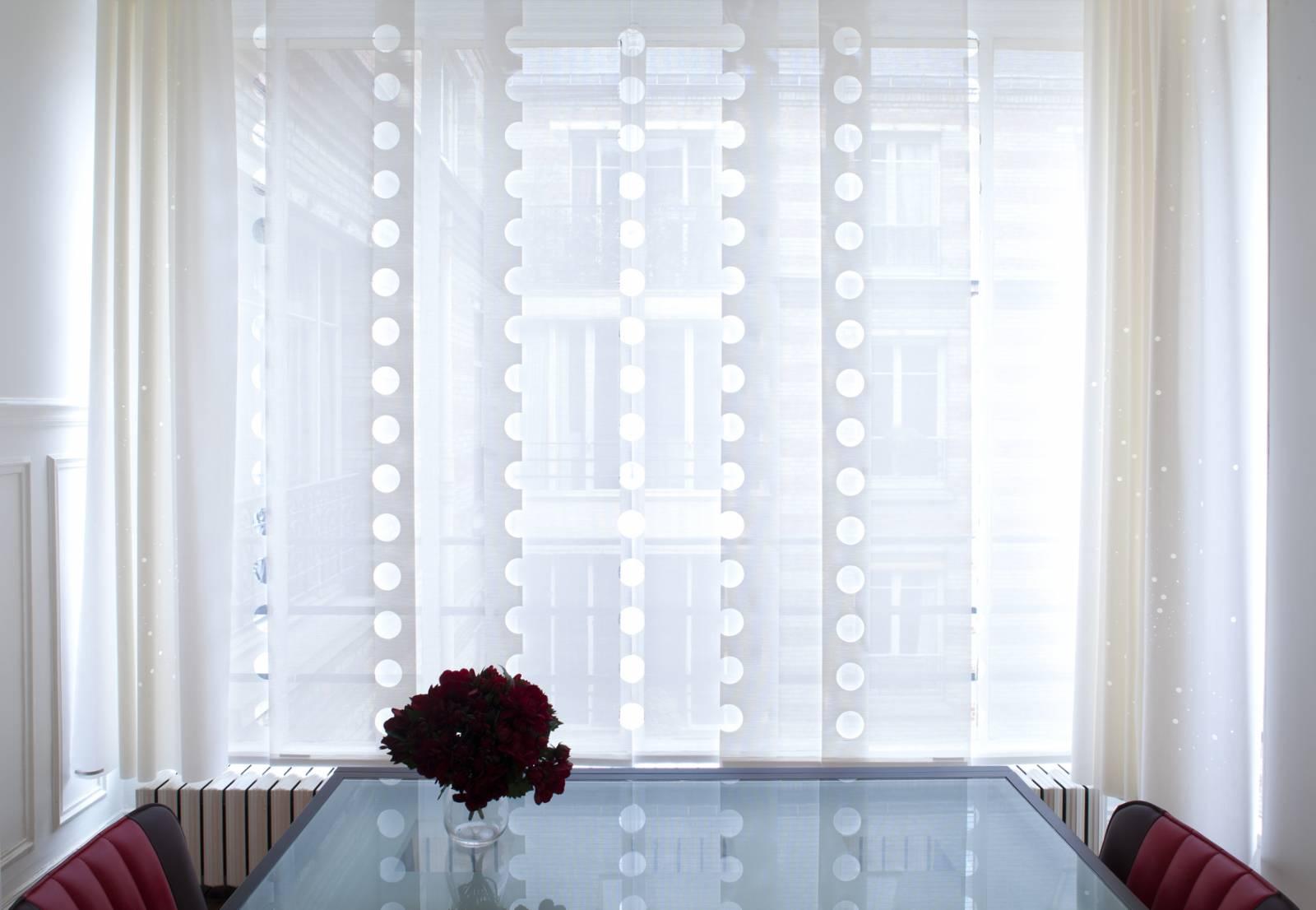 Habillage de fenêtres pour un appartement privé-1