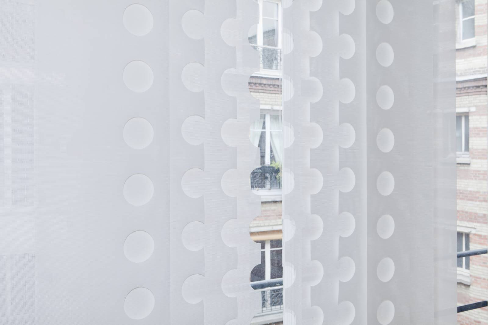 Habillage de fenêtres pour un appartement privé-3