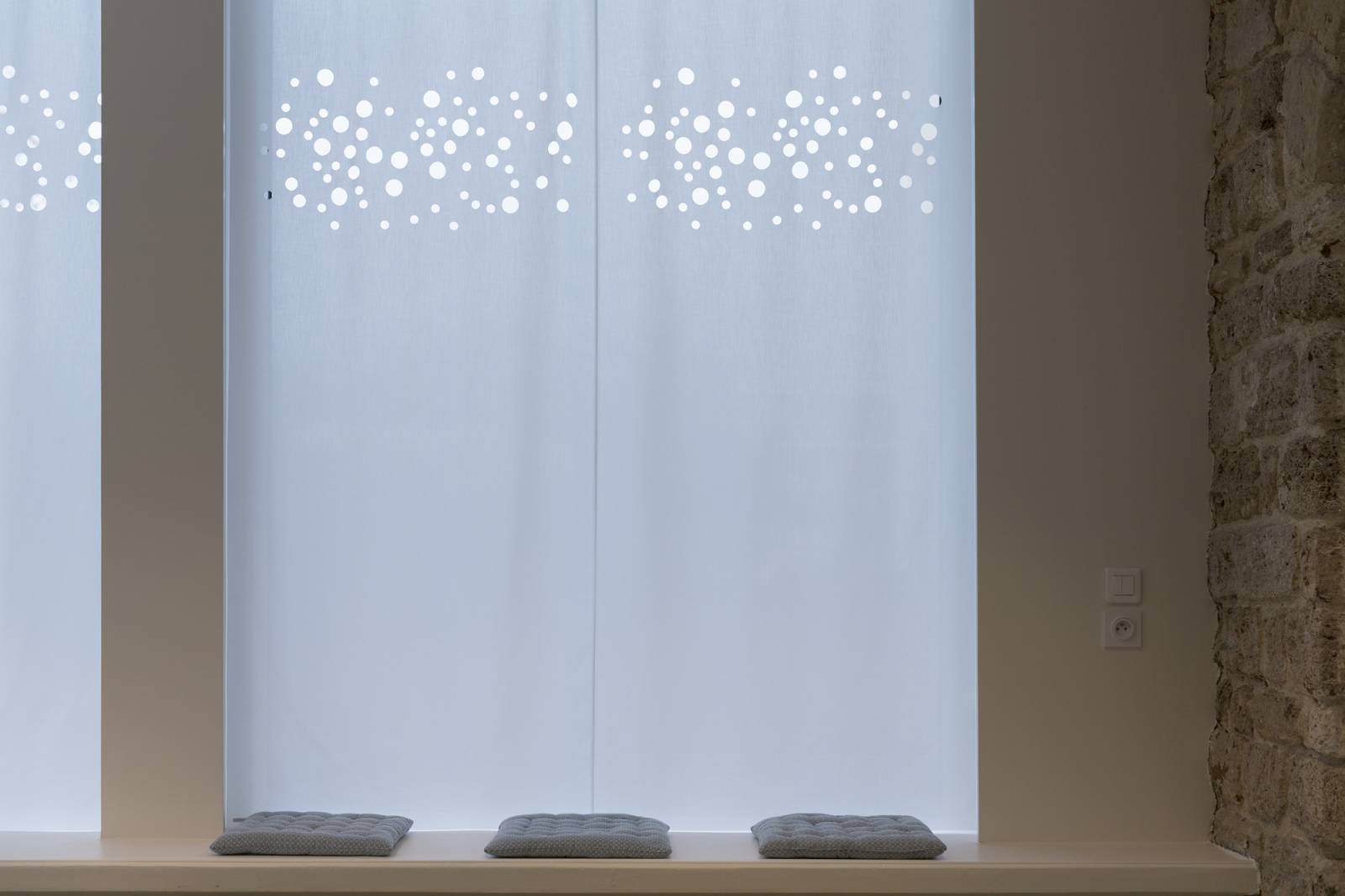 Habillage de fenêtres pour un spa-6