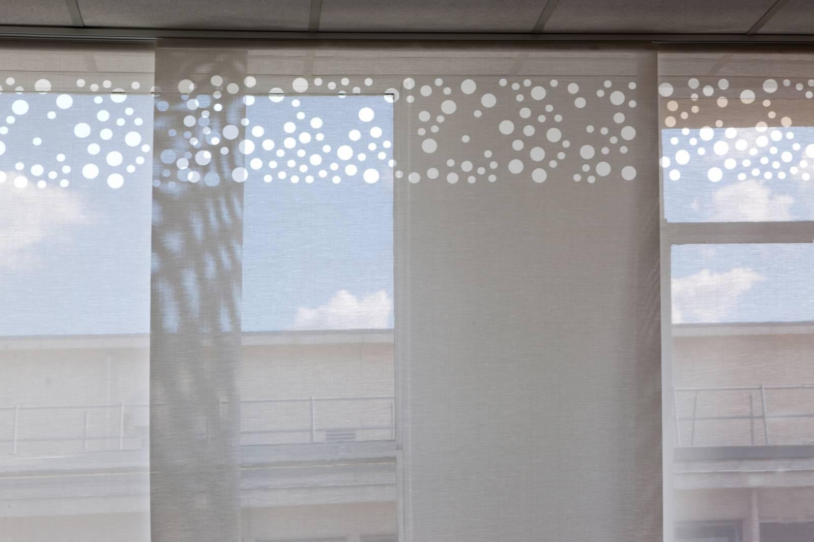 Protection solaire pour un bureau trop lumineux-3