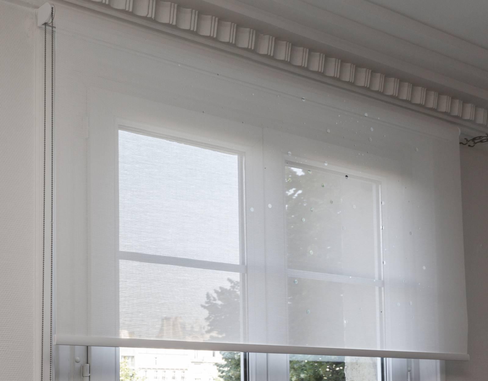 Protection solaire pour des bureaux trop lumineux-5