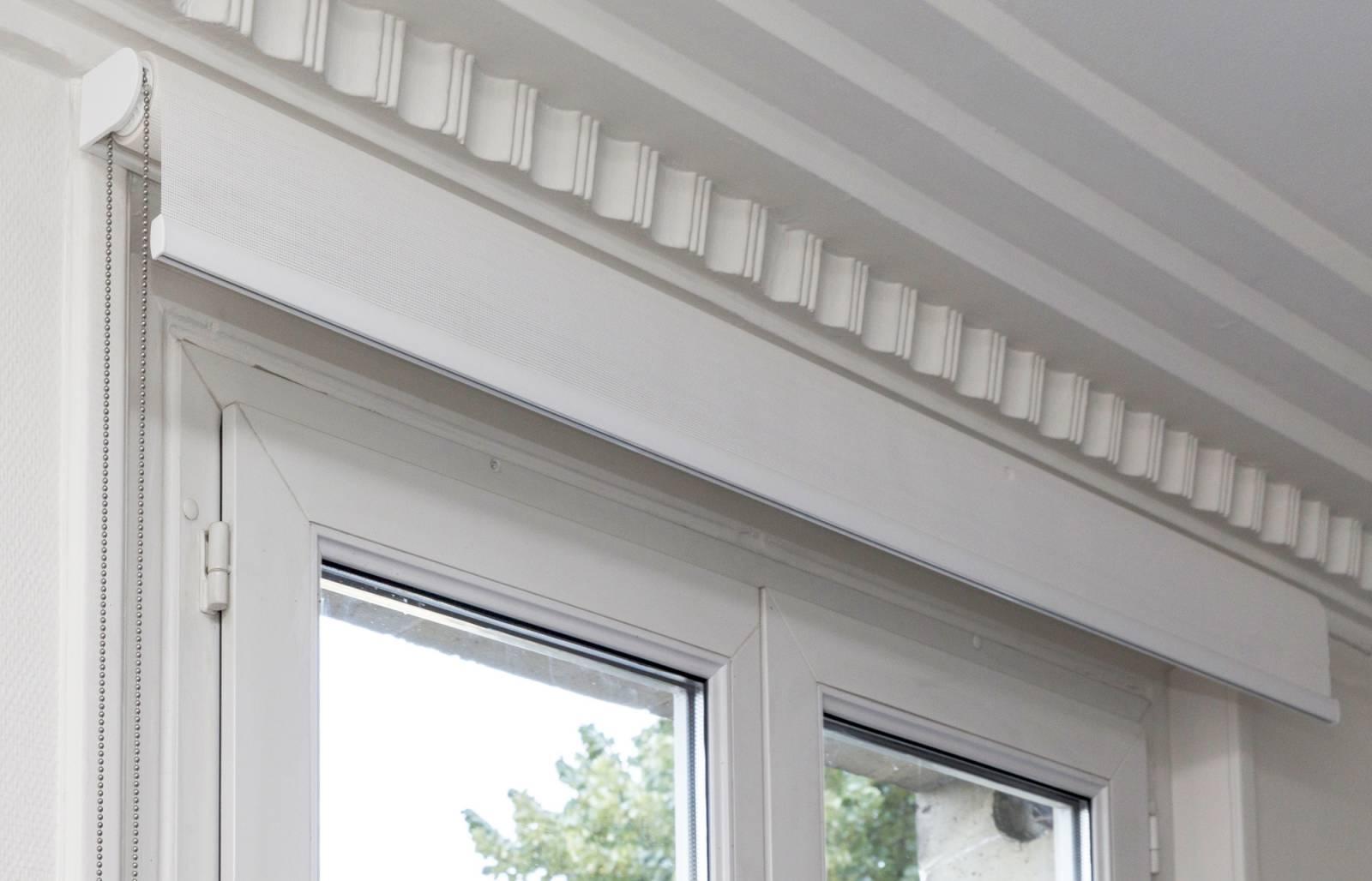 Protection solaire pour des bureaux trop lumineux-6