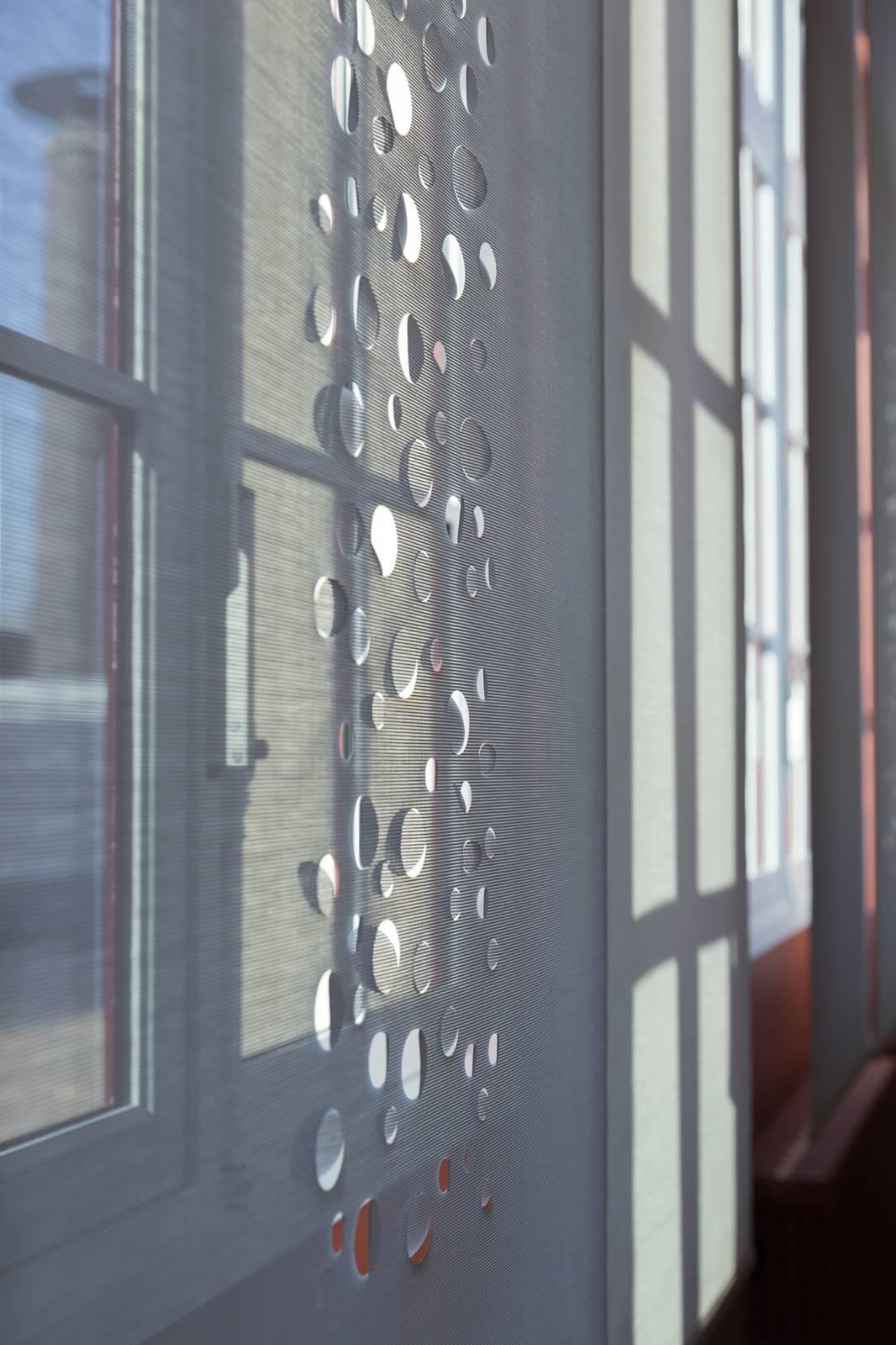 Protection solaire pour une salle de conseil-5