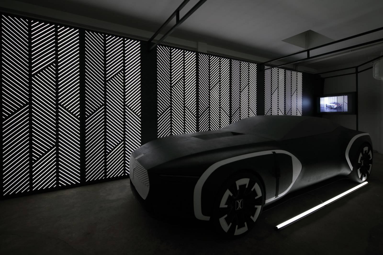Coupé Corbusier . Renault 2015 -1
