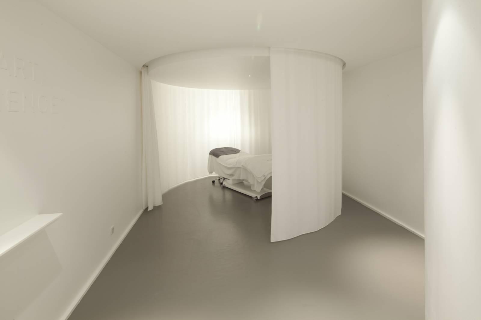 cabine souple pour salle de soins-1