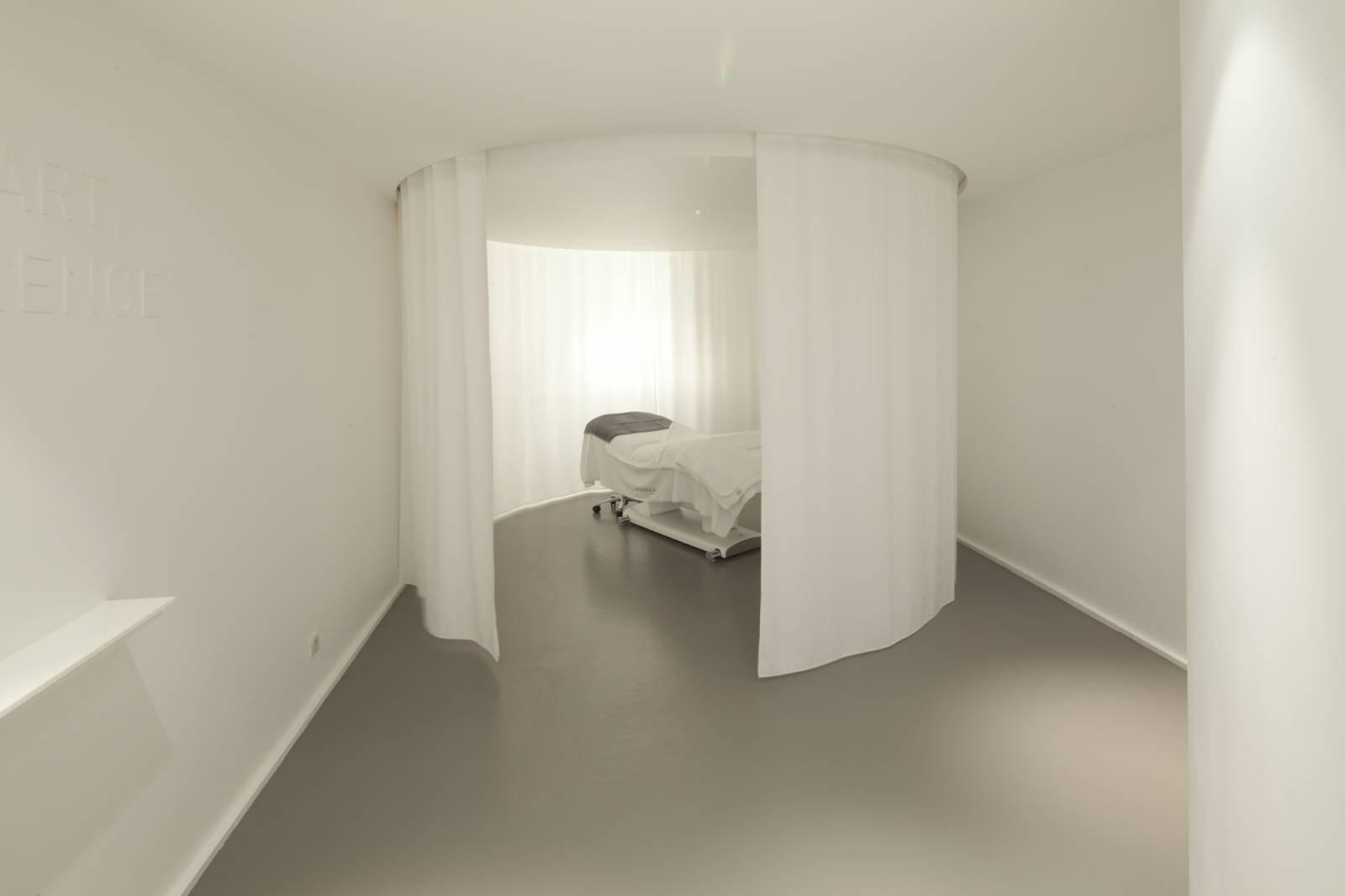 cabine souple pour salle de soins-2