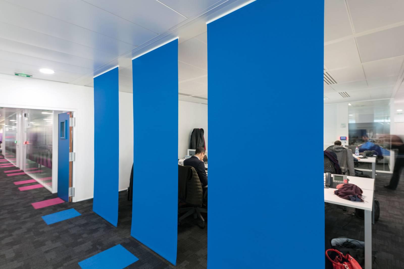 2 - Séparation d'espaces de travail pour Accenture