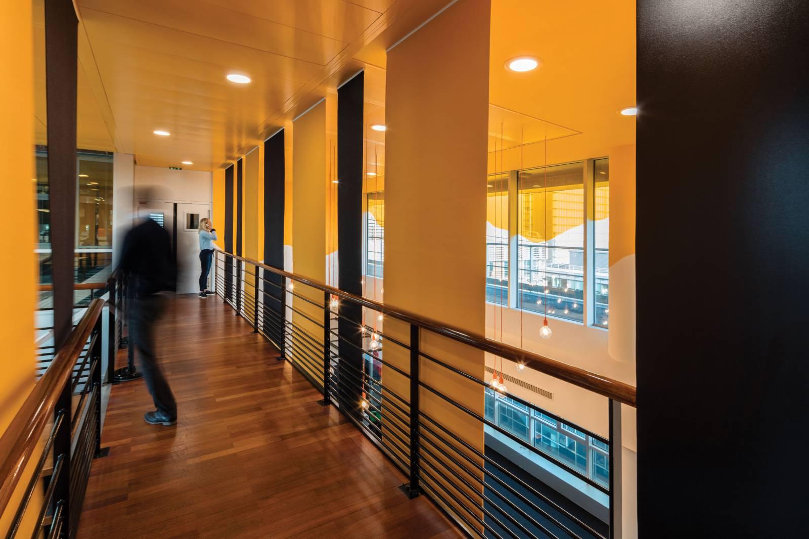 4 - Séparation d'espaces de travail pour Accenture