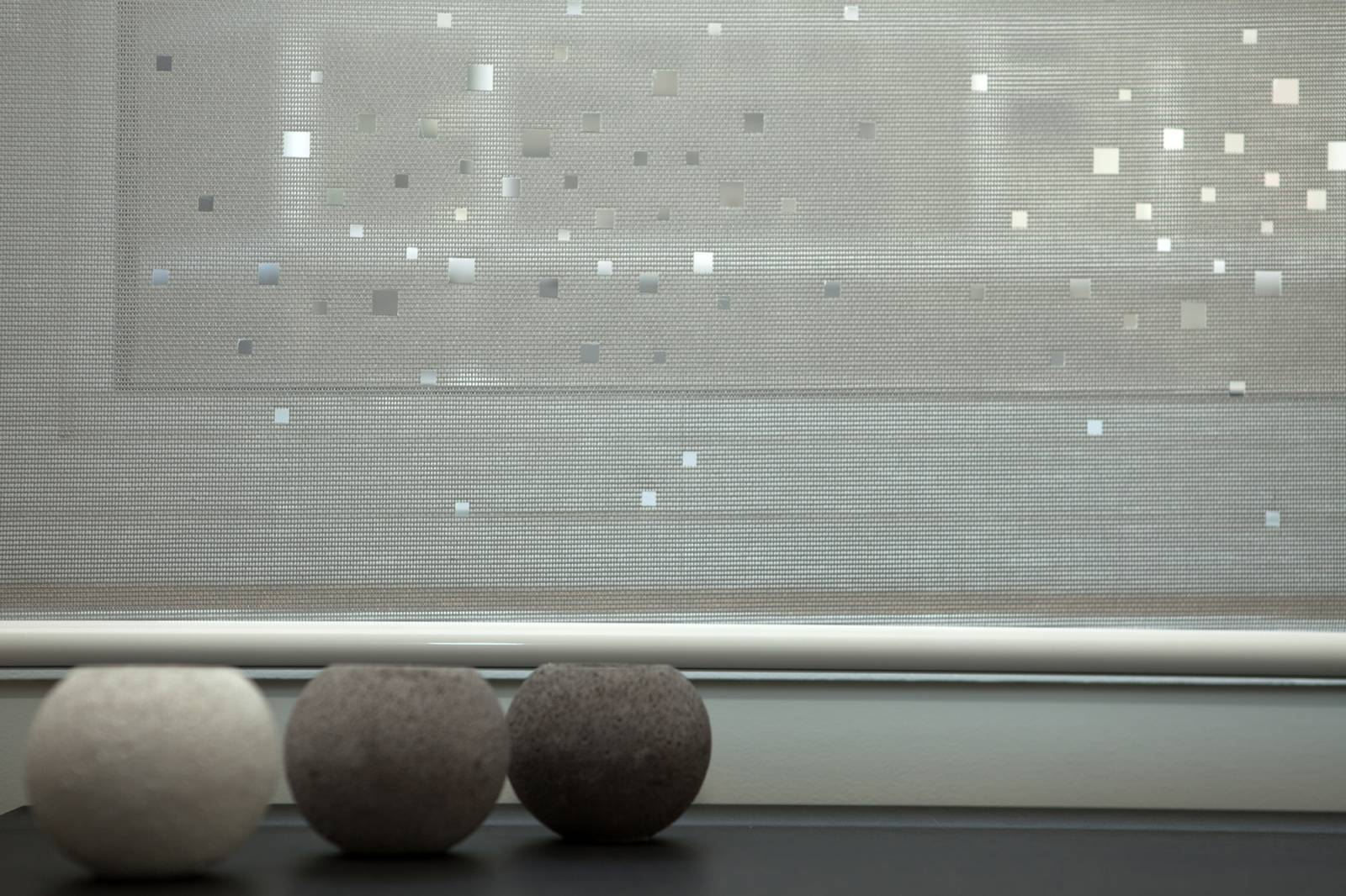 "Roller blinds ""Little windows"" - 3"