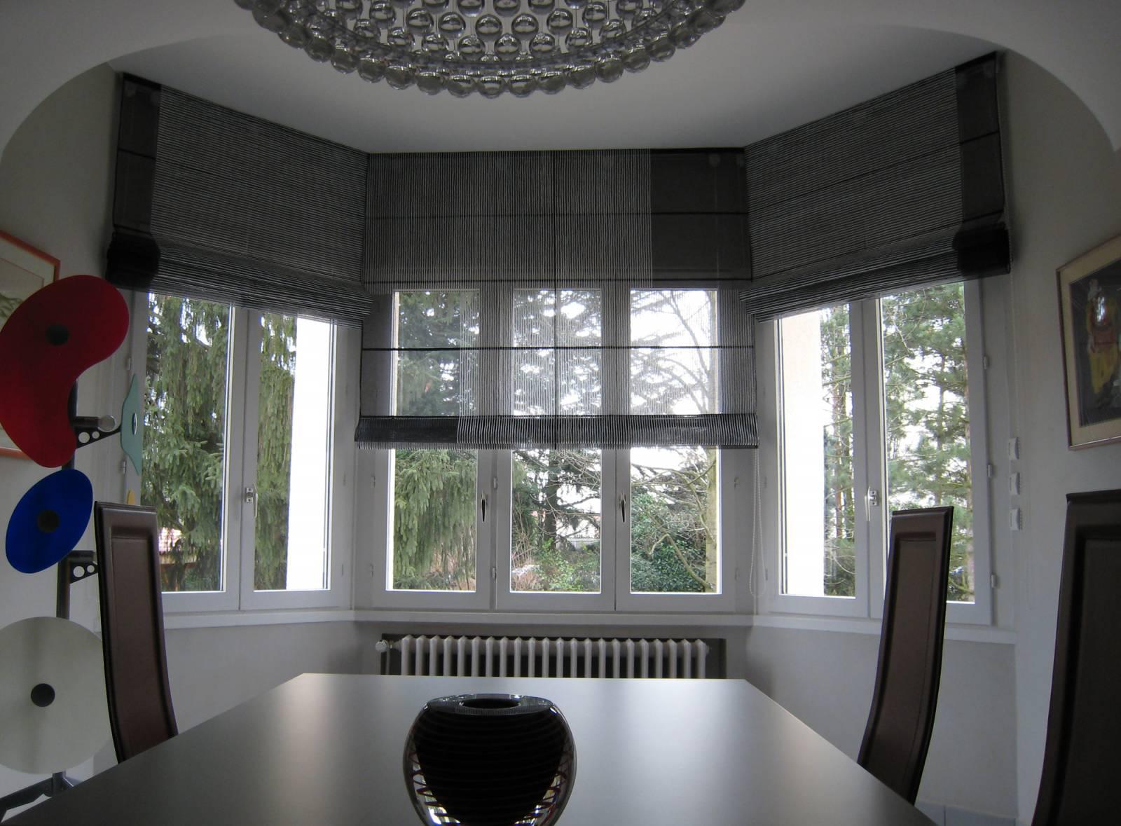 """Roman blinds """"Siesta V"""" - example 2"""