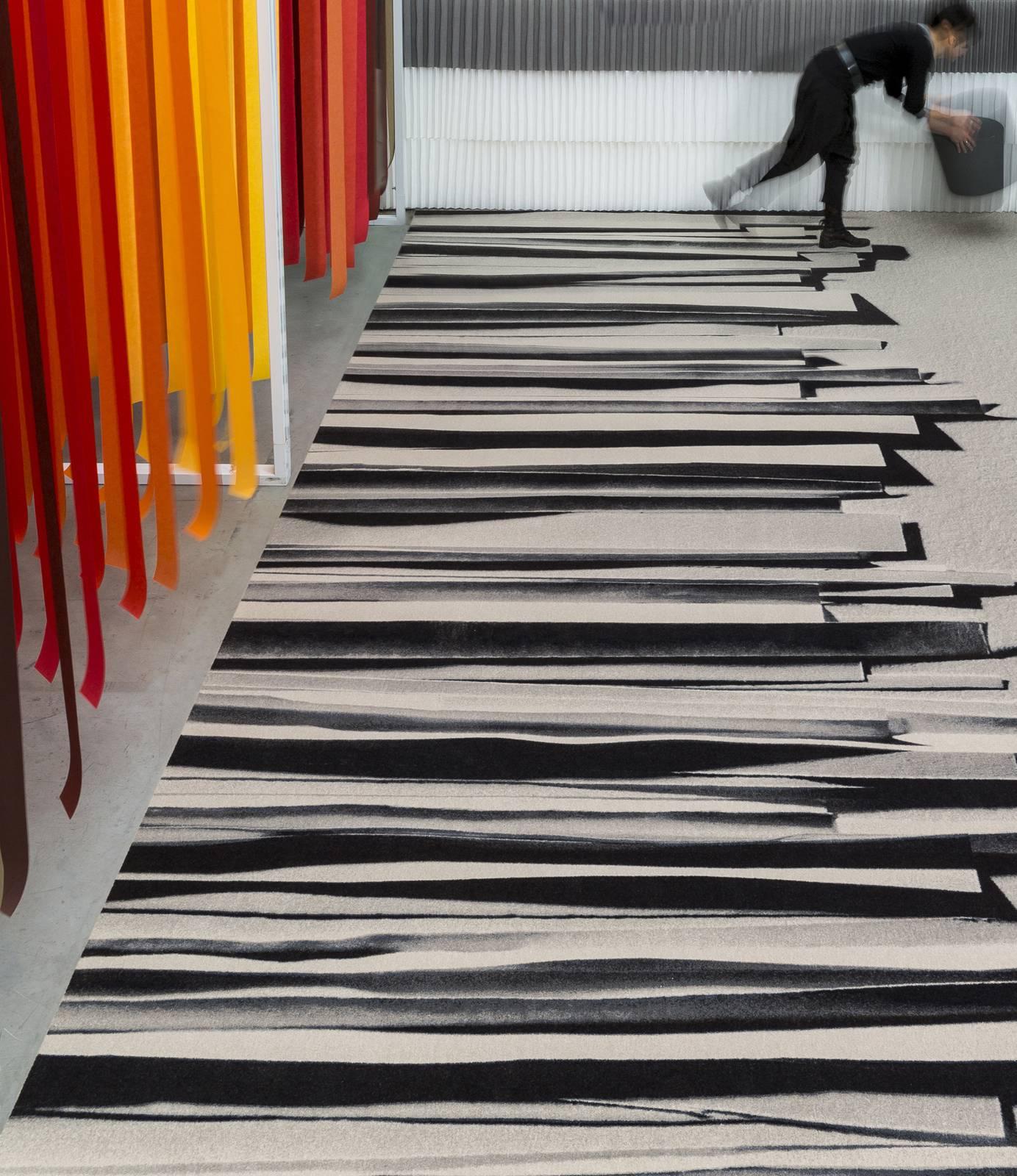 stratos moquette sur mesure. Black Bedroom Furniture Sets. Home Design Ideas