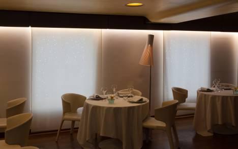 """Panneaux japonais translucides """"Voie lactée"""" - exemple de réalisation 2"""