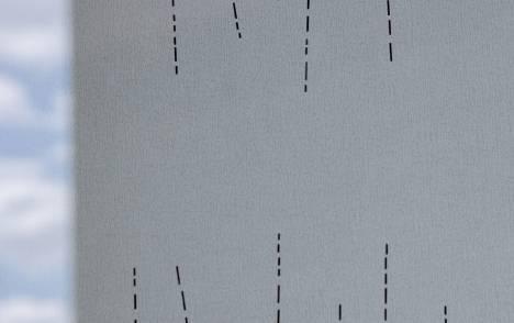 """Panneaux japonais écran solaire """"Mikado"""" - exemple de réalisation 6"""