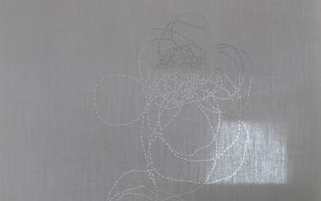 """Panneaux japonais translucides """"Chemin infini"""" - exemple de réalisation 9"""